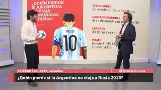 Resultado de imagen para ¿Quién pierde si la Argentina no viaja a Rusia 2018?