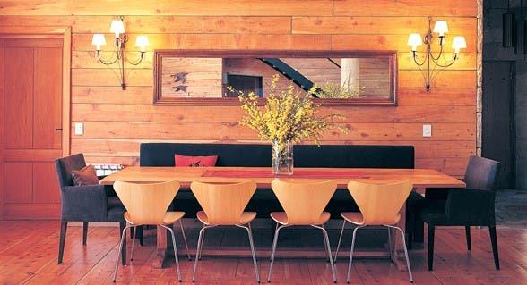 Consejos para elegir una mesa de comedor   común   espacio living
