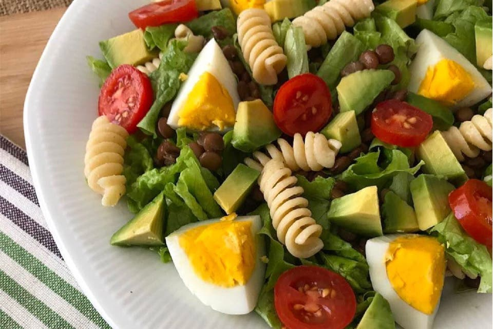 Fast food saludable 2 recetas f ciles y ricas para llevar - Platos para llevar al trabajo ...