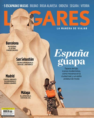 REVISTA LUGARES 256 - AGOSTO 2017