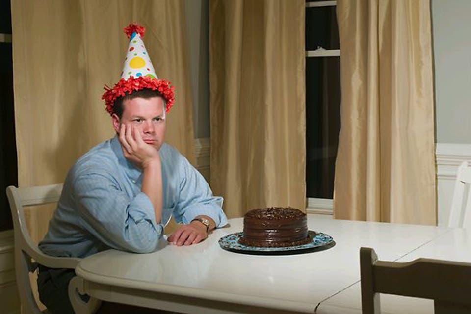 Los cumpleaños más tristes del mundo - 27.01.2015 - LA NACION