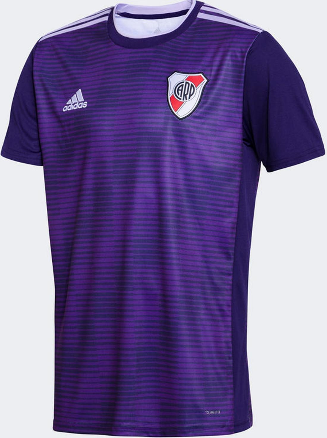 Así es la nueva camiseta de River  conocé 4a22d0d5eab50