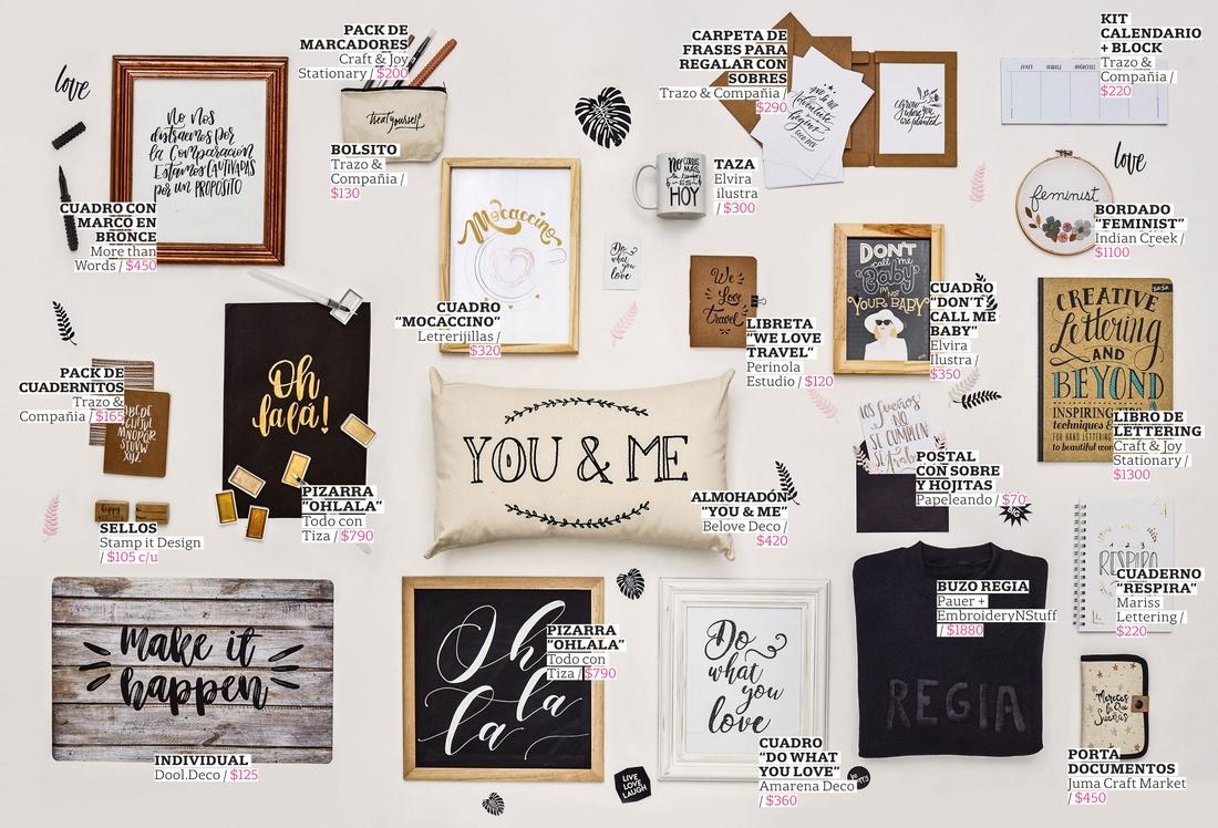 Ideas Para Decorar Con Letras Y Frases La Nacion